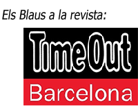 Els Blaus a la revista Time Out