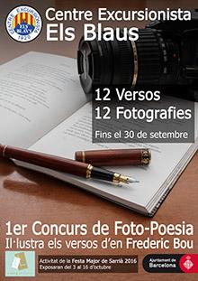Cartell 12 Versos 12 Fotos