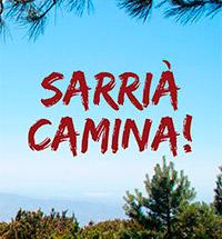 Logo Sarrià camina 2016-2017